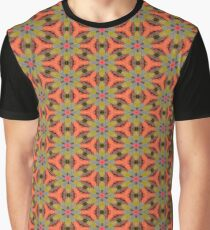 Retro 70's by Julie Everhart Graphic T-Shirt