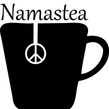 Namastea by thecraftydino