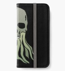 Skull with tentacles iPhone Wallet/Case/Skin