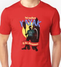 Camiseta unisex Kayac