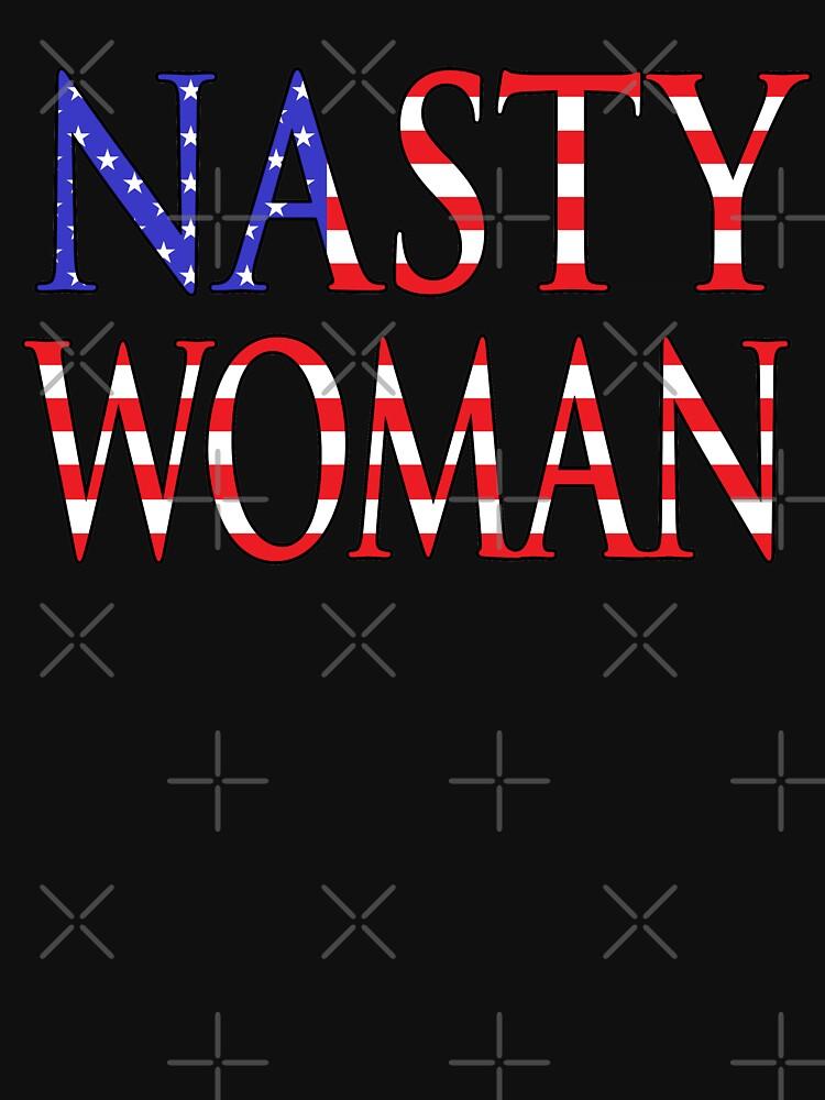 NDVH Nasty Woman by nikhorne