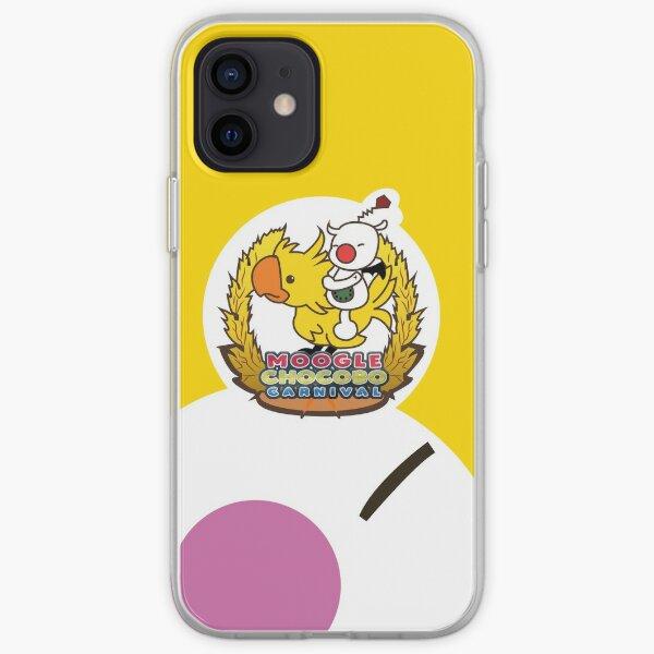 Chocobo Festival, Final Fantasy XV  iPhone Soft Case