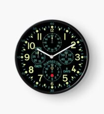 """Flying Fortress"" Aircraft Clock Clock"