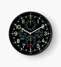 """Flying Fortress"" Aircraft Clock Clock"