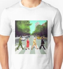 A(llen)bby road - TLV Unisex T-Shirt