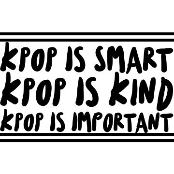 KPOP Quote by desexperiencia