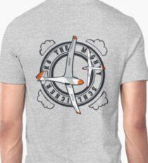 The Mighty Schleicher K6 Black Unisex T-Shirt