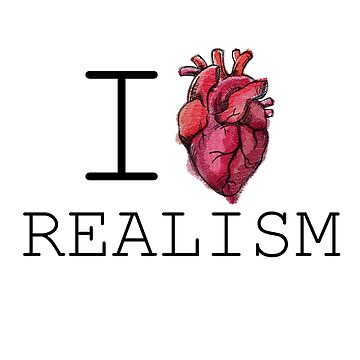 I Heart Realism by champion-13