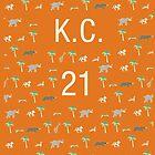 Pattern KC 21 Darjeeling Limited & Hotel Chevalier by bonieiji