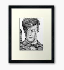 The Eleventh Hour Framed Print
