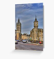 Deanhaugh Street Greeting Card