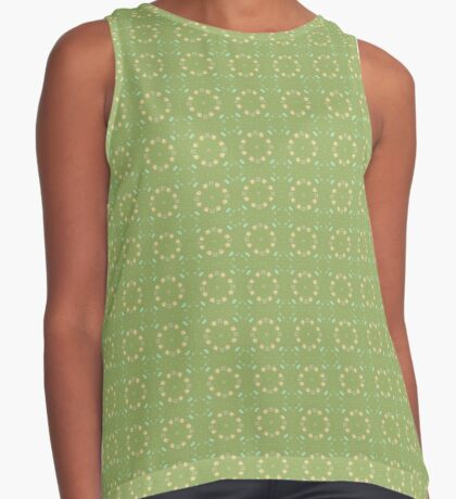 Country Kitchen by Julie Everhart Sleeveless Top
