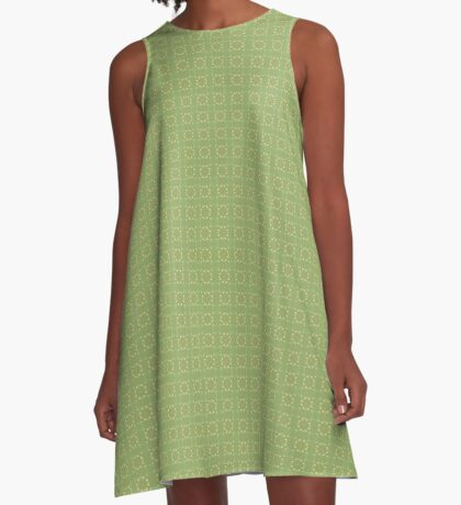 Country Kitchen by Julie Everhart A-Line Dress
