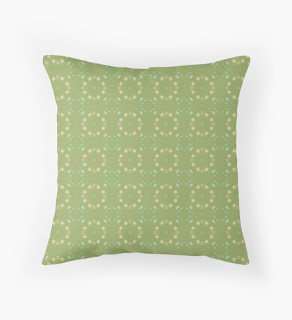 Country Kitchen by Julie Everhart Throw Pillow