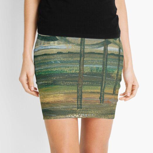 The Crossing Point Mini Skirt