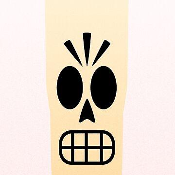 Grim Fandango by nasty138