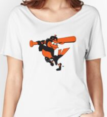 Baltimore Orioles Women's Relaxed Fit T-Shirt
