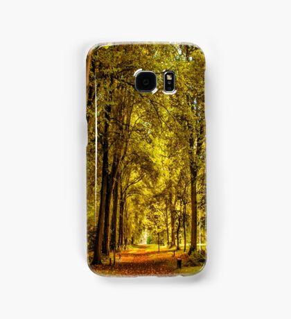 Woodland Pathway Samsung Galaxy Case/Skin
