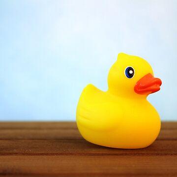 Rubber Ducky by SnappyBrick