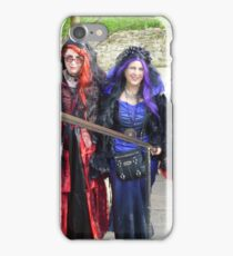 Whitby Goths iPhone Case/Skin