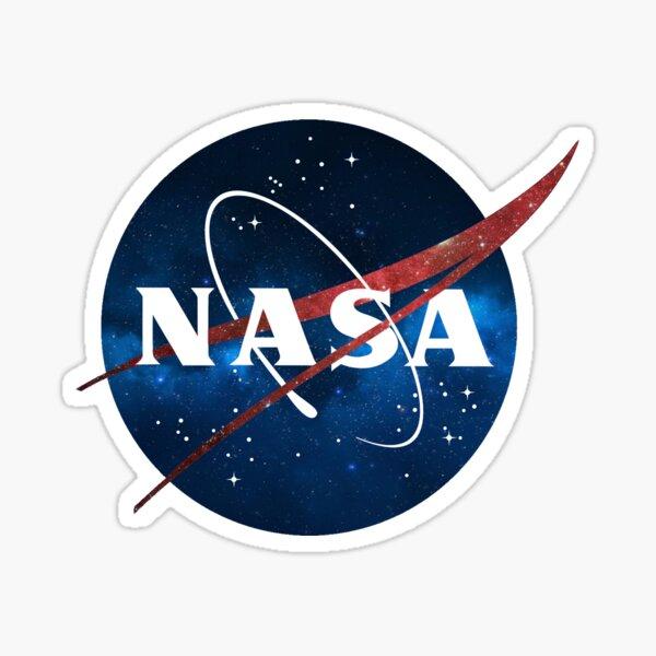 Carte des étoiles du logo de la NASA Sticker
