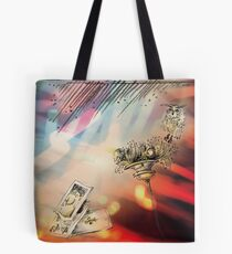 Three Cards Tote Bag