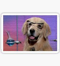 Science doggo  Sticker