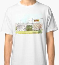 Resist the Trump White House Classic T-Shirt