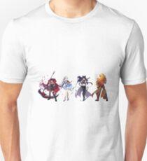 Team RWBY Volume 4 Unisex T-Shirt