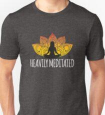 Stark vermittelt - spirituell - Yoga Slim Fit T-Shirt
