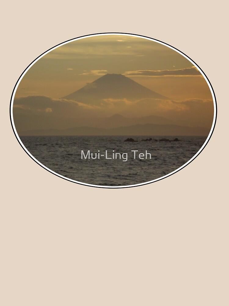 Mt. Fuji Sunset I by m48teh