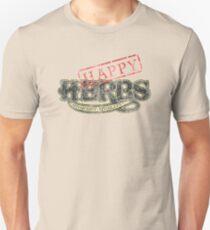 Happy HERBS (Cheech & Chong) Unisex T-Shirt