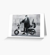 Quadrophenia Jimmy Greeting Card