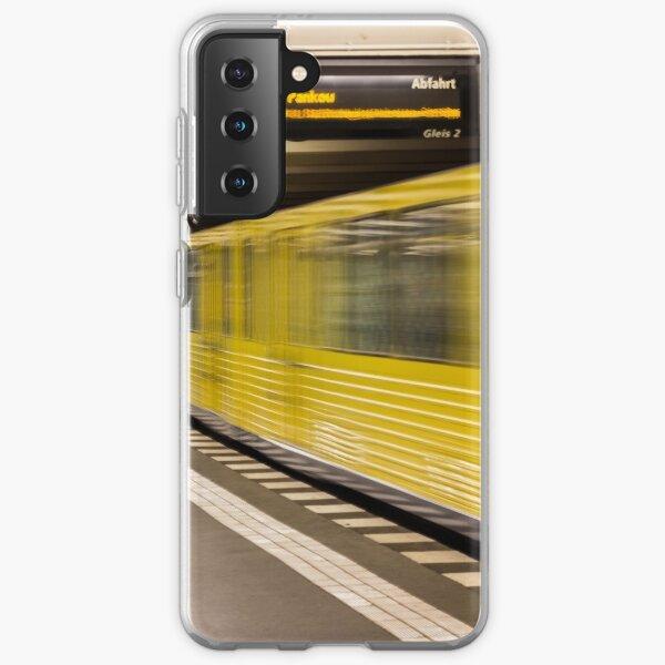 U-bahn Samsung Galaxy Soft Case