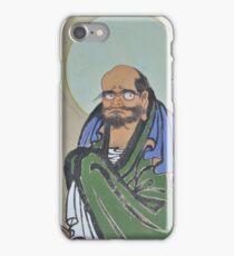 Bodhidharma - Daruma - Shaolin iPhone Case/Skin