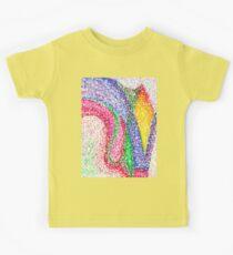 Oil Pastel multi-ful Kids Clothes