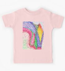 Oil Pastel multi-ful Kids Clothes