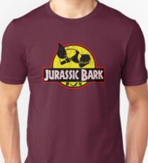 Jurassic Bark (Distressed)  Unisex T-Shirt