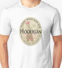 Hooligan Fight Club Label Unisex T-Shirt