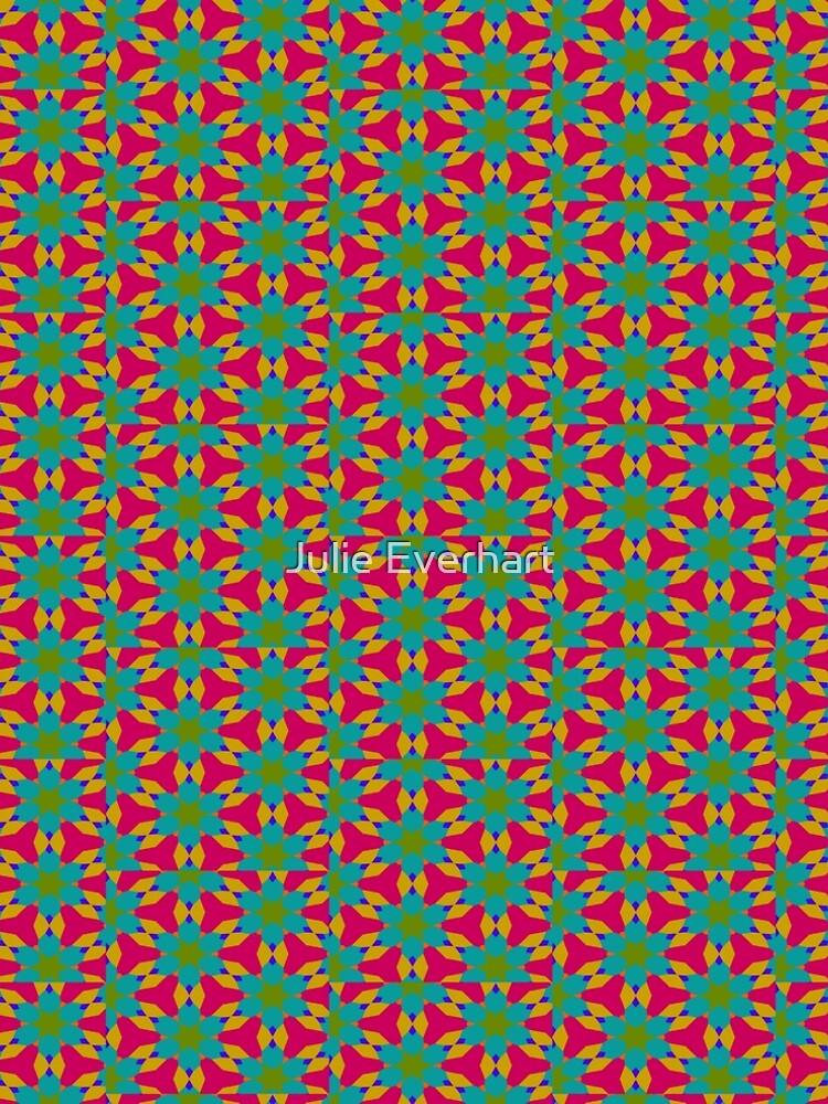Groovy Flower Design by Julie Everhart by julev69