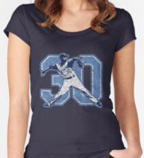 30 - Ace (vintage) Women's Fitted Scoop T-Shirt