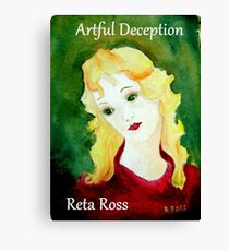 Artful Deception Canvas Print