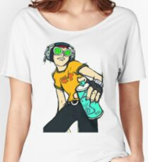 Jet Set Radio - Beat Women's Relaxed Fit T-Shirt