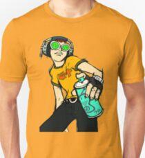 Jet Set Radio - Beat Slim Fit T-Shirt
