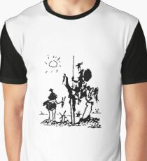 Don Quixote Graphic T-Shirt