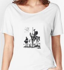 Don Quixote Women's Relaxed Fit T-Shirt