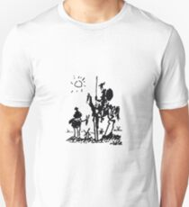 Don Quixote Unisex T-Shirt