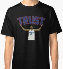 Vertraue dem Prozess Classic T-Shirt