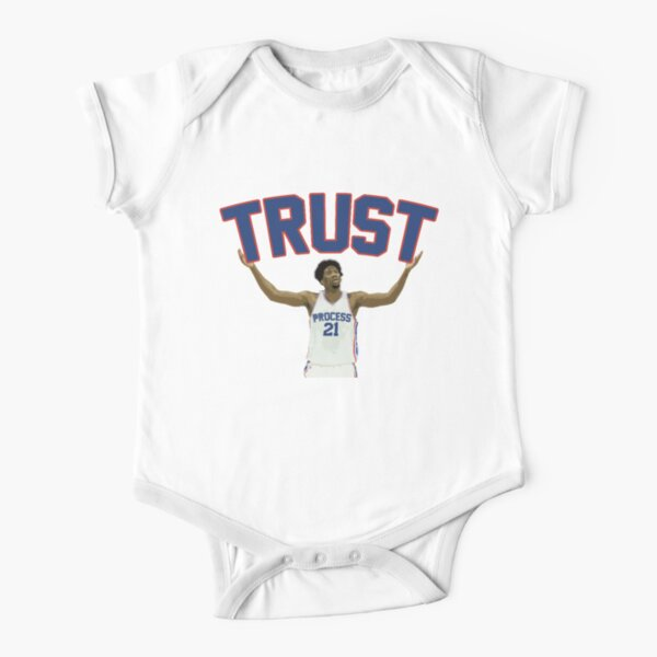Trust the Process  Short Sleeve Baby One-Piece