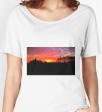 Sunrise Photograph Women's Relaxed Fit T-Shirt